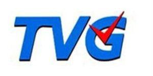 часы TVG логотип