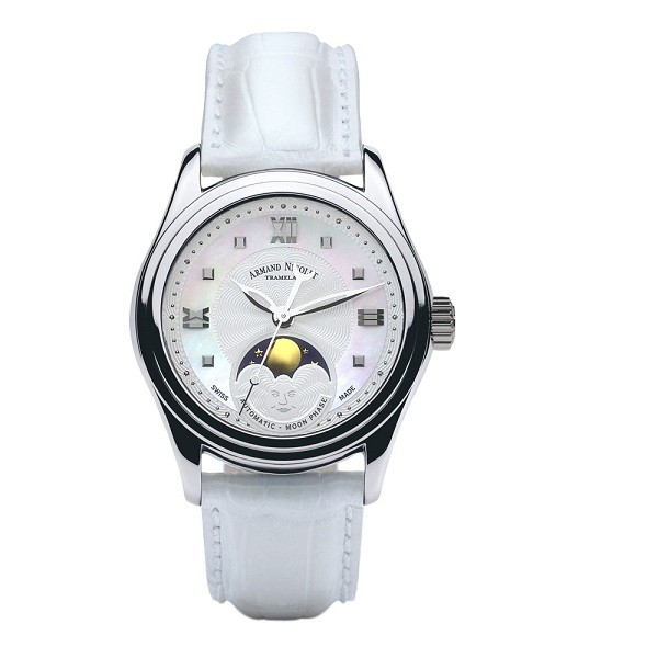 Armand Nicolet A153AAA-AN-P882PC8 M03-2 Automatiс Moon Phase Фото 1