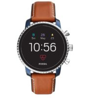 Fossil FTW4016 Gen 4 Smartwatch Q Explorist HR Фото 1