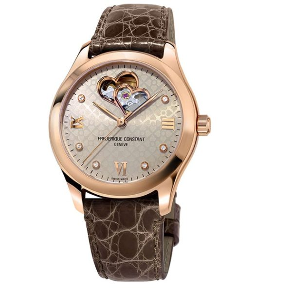 Frederique Constant FC-310LGDHB3B4 Ladies Automatic Love Heart Beat Фото 1