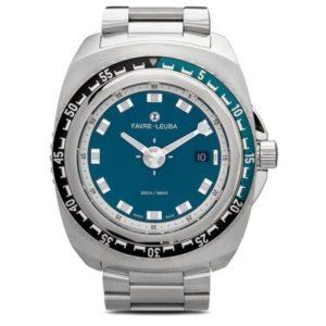 Наручные часы Favre-Leuba 00.10102.08.52.20 Raider Deep Blue 44