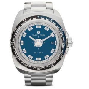 Наручные часы Favre-Leuba 00.10106.08.52.20 Raider Deep Blue