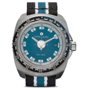 Наручные часы Favre-Leuba 00.10106.08.52.51 Raider Deep Blue 41