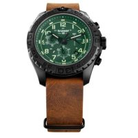 Traser TR_109047 P96 OdP Evolution Chrono Green Фото 1
