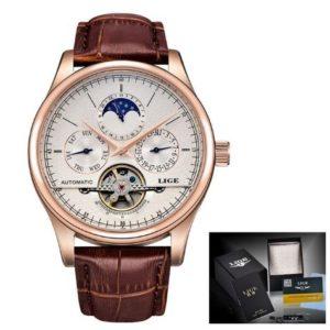Наручные часы Lige 6826
