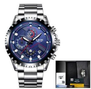 Наручные часы Lige 9821