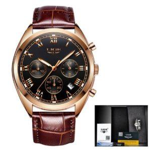 Наручные часы Lige 9852