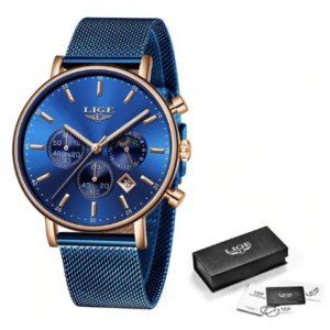 Наручные часы Lige 9894