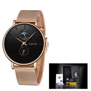 Наручные часы Lige 9955