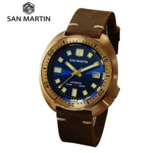 Наручные часы San Martin Bronze Turtle SN047-Q