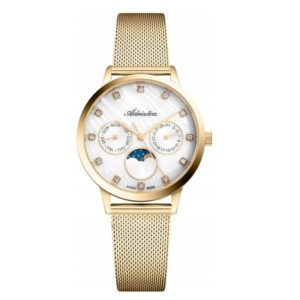 Adriatica A3174.114FQF Moonphase for her
