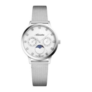 Adriatica A3174.514FQF Moonphase for her