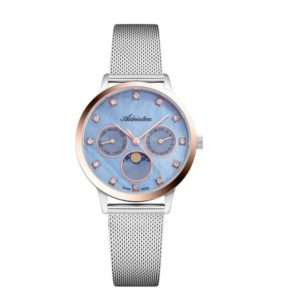 Adriatica A3174.R14ZQF Moonphase for her