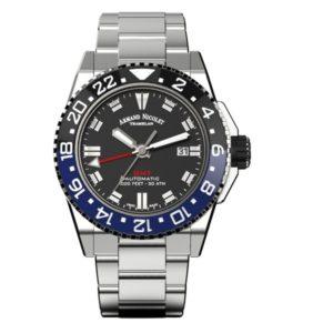 Armand Nicolet A486AGN-NR-MA4480AA JS9 GMT