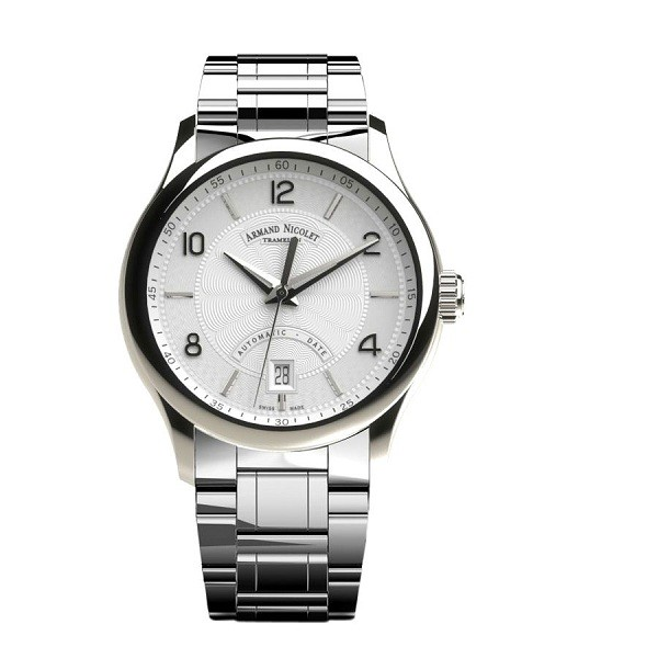 Armand Nicolet A840AAA-AG-M9742 M02-4 Date Фото 1
