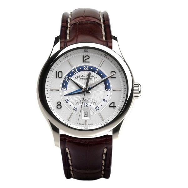 Armand Nicolet A846AAA-AG-P840MR2 M02-4 GMT Фото 1