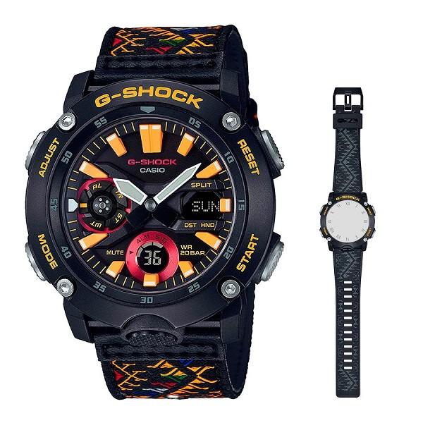 Casio GA-2000BT-1AER G-Shock Фото 1