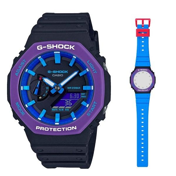 Casio GA-2100THS-1AER G-Shock Фото 1