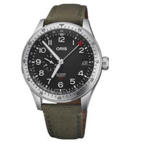 Oris 748-7756-40-64FC Big Crown ProPilot Timer GMT