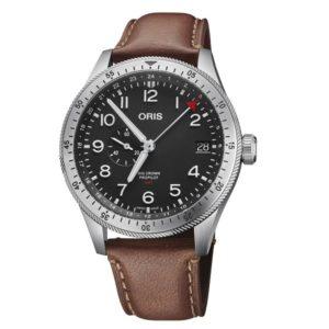 Oris 748-7756-40-64LS Big Crown ProPilot Timer GMT