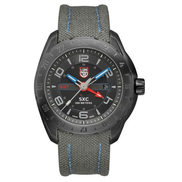 Luminox XX.5121.GN.XS SXC PC Steel GMT 5120 Space Фото 1