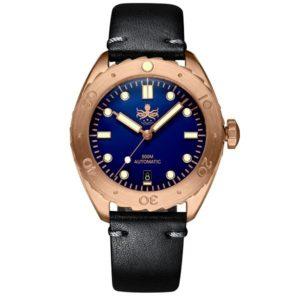 Наручные часы Phoibos PY018B Eagle Ray Bronze
