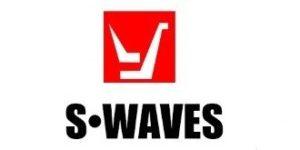 часы S-Waves логотип