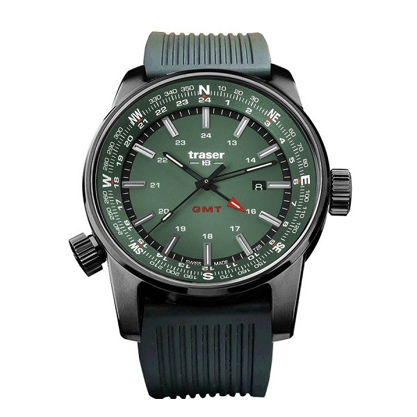 Traser TR_109032 P68 Pathfinder GMT Green Фото 1