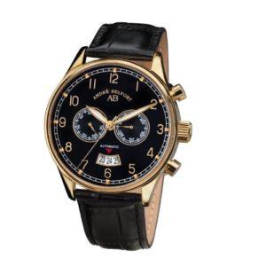 Наручные часы Andre Belfort AB-7310_GOLD_SCHWARZ Calendrier