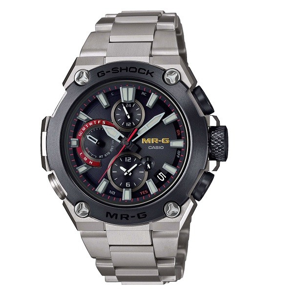 Casio MRG-B1000D-1ADR G-SHOCK MR-G Фото 1