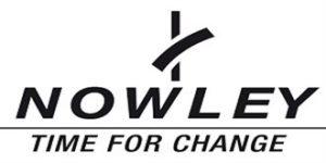 часы Nowley логотип