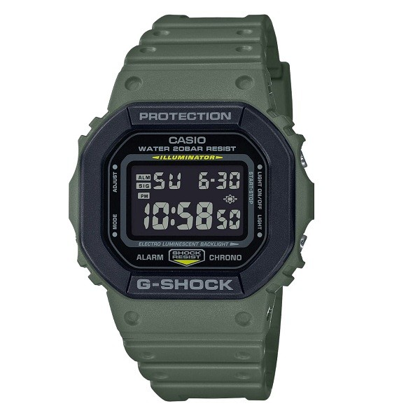 Casio DW-5610SU-3ER G-Shock Фото 1