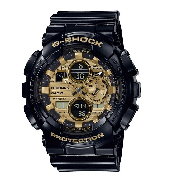 Casio GA-140GB-1A1ER G-Shock Фото 1