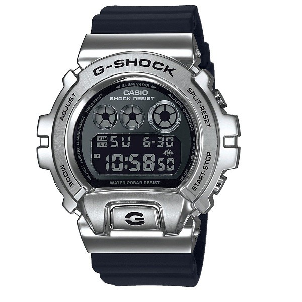 Casio GM-6900-1ER G-SHOCK Фото 1