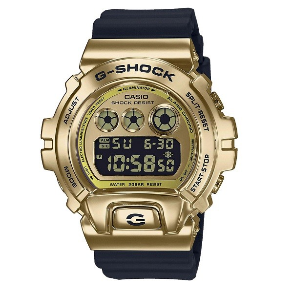 Casio GM-6900G-9ER G-Shock Фото 1
