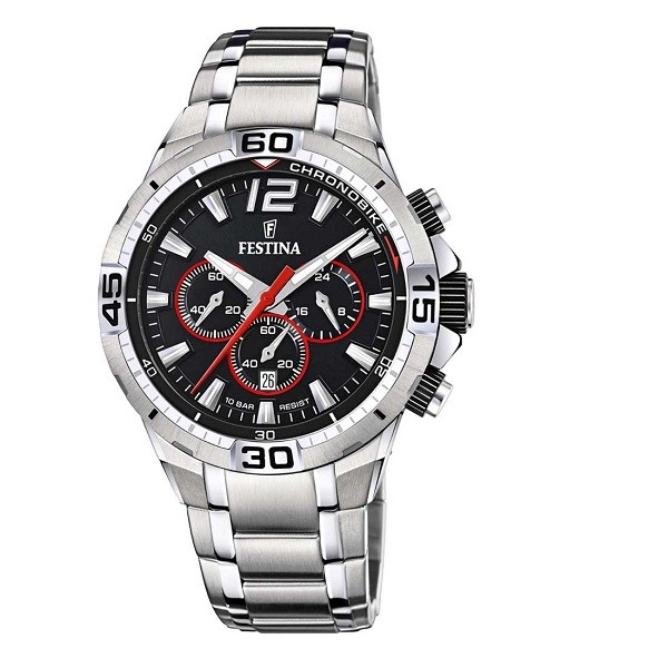 Festina F20522/6 Chrono Bike Фото 1