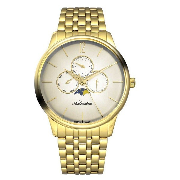 Adriatica A8269.1151QF Moonphase for her Фото 1