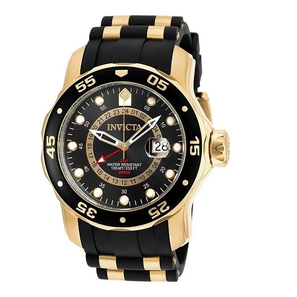 Invicta IN6991 Pro Diver Scuba GMT Фото 1