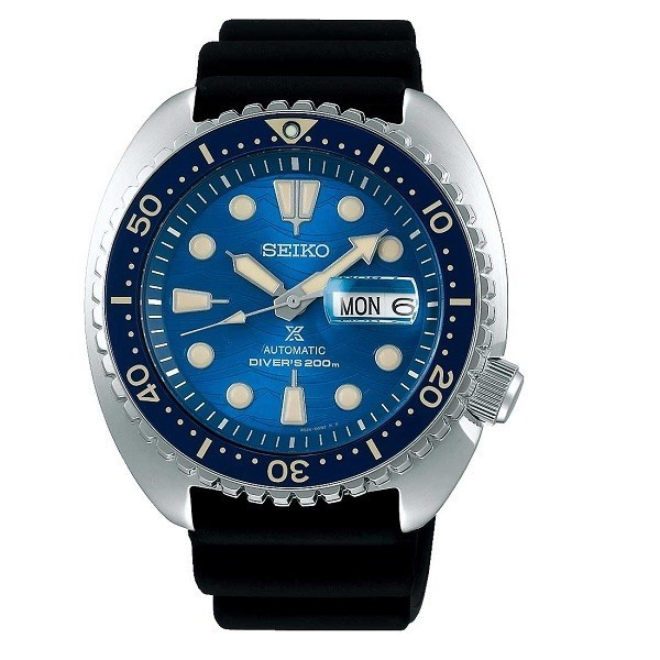Seiko SRPE07K1 Prospex Save The Ocean Фото 1