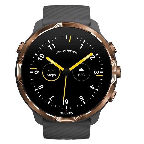 Suunto 7 Graphite Copper Urban SS050382000 Фото 1