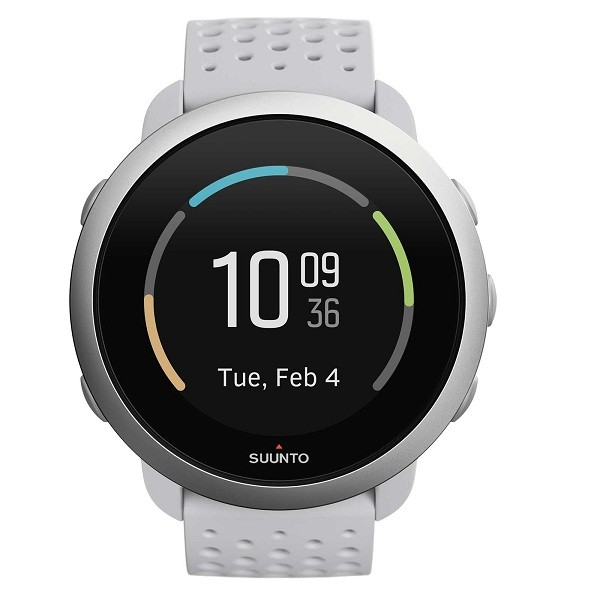 Suunto SS050416000 3 Pebble White Фото 1