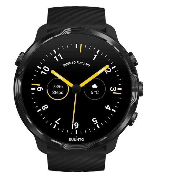 Suunto 7 Black Lime Athletic SS050379000 Фото 1