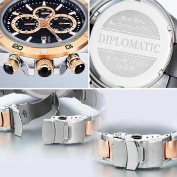 часы Diplomatic 04