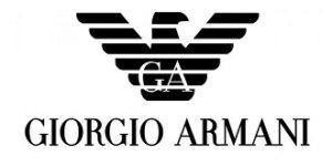 Giorgio Armani логотип