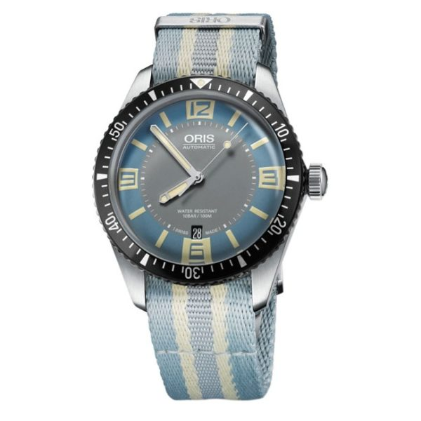 Oris 733-7707-40-65FC Divers Sixty-Five Фото 1