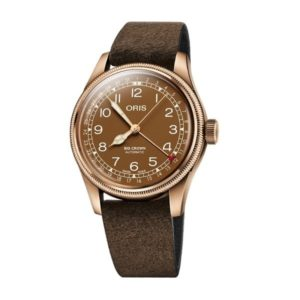 Oris 754-7741-31-66LS Big Crown Bronze Pointer Date Фото 1