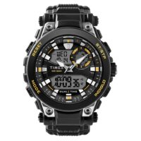 Timex TW5M30500RM DGTL A-GAME Фото 1