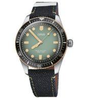 Oris 733-7707-43-37-set Divers Sixty-Five Фото 1