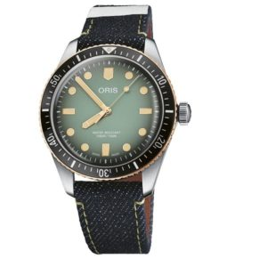 Oris 733-7707-43-37-set Divers Sixty-Five Фото 1