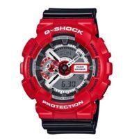 Casio GA-110RD-4A G-Shock
